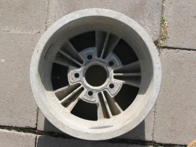 American Racing Torque Thrust Aluminum Wheels 14x6 Zero Offset