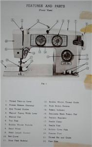 Manual for Montgomery Wards Sewing Machine - Ask Jeeves