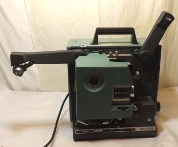 Vintage Bell & Howell Projectors http://www.ebay.com/itm/VINTAGE-BELL-HOWELL-MODEL-16MM-FILM-PROJECTOR-/400517562674