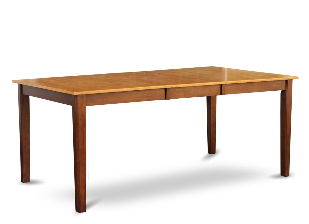 Rectangular dining table dining room furniture store for Rectangular dining room tables with leaves