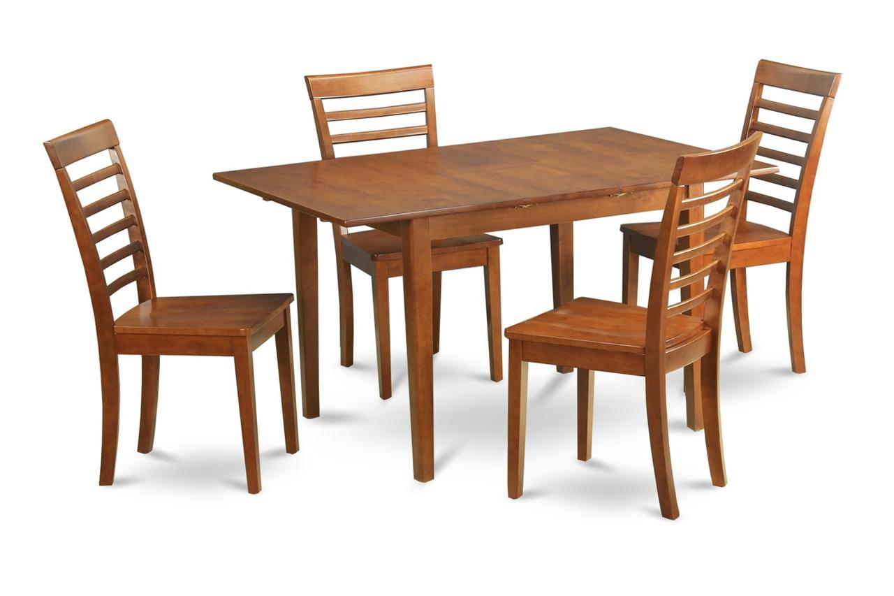 Superb img of  Dinette4less Store For Many More Dining Dinette Kitchen Table & Chairs with #AD4F1E color and 1280x853 pixels