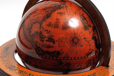 Nautical & Gemstone Table Top Globes