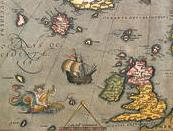 Nautical Maps & Charts Prints
