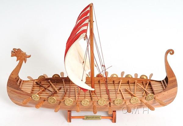 Viking Drakkar Ship