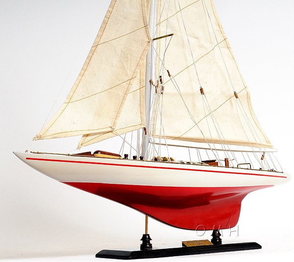 #1 Model Endeavour Sailboat, Best Selling Model America's Cup Yacht! 4 Sizes Starting @$71.99