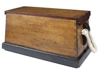 Nautical Sea Chest Box Lockers Trunk