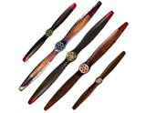 Decorative WWI Aircraft Wood Propellers Authentic Models