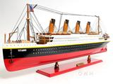 Wooden Cruise Ship Titanic Ocean Liner Models