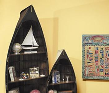 Nautical Bookcases Shelfs