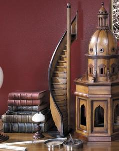 Lighthouse Steps Architectural 3d Wooden Model 24