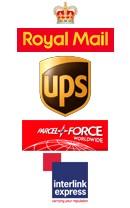 Shipping Logo's