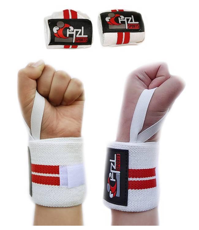 Quality Gym Weight Lifting Strap Heavy Duty Wrist: CHZL High Quality WEIGHT LIFTING WRIST Wrap Band Gym