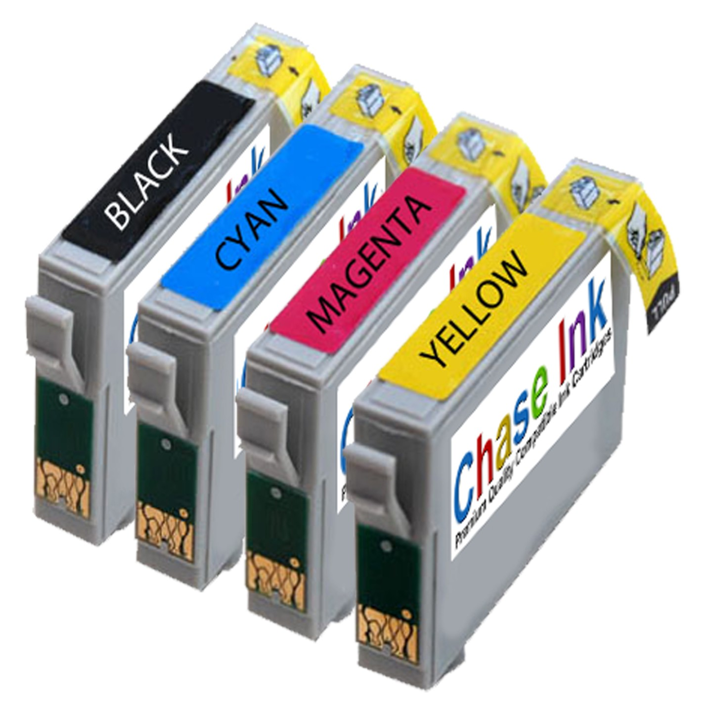 Premium Compatible Ink Cartridges For Epson D78 D92 DX4000 ...