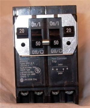 Why Do They Group Four Circuit Breakers Together DoItYourself