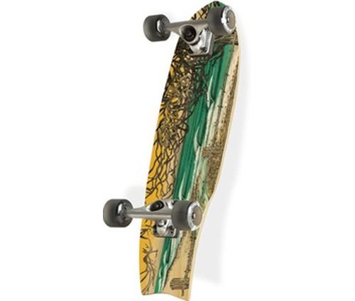 sector 9 27 5 raglan bamboo monster mini cruiser longboard skateboard complete ebay. Black Bedroom Furniture Sets. Home Design Ideas
