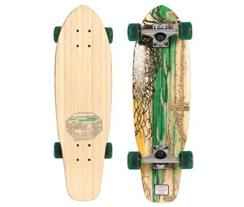 sector 9 27 5 raglan sidewinder mini cruiser longboard skateboard complete ebay. Black Bedroom Furniture Sets. Home Design Ideas