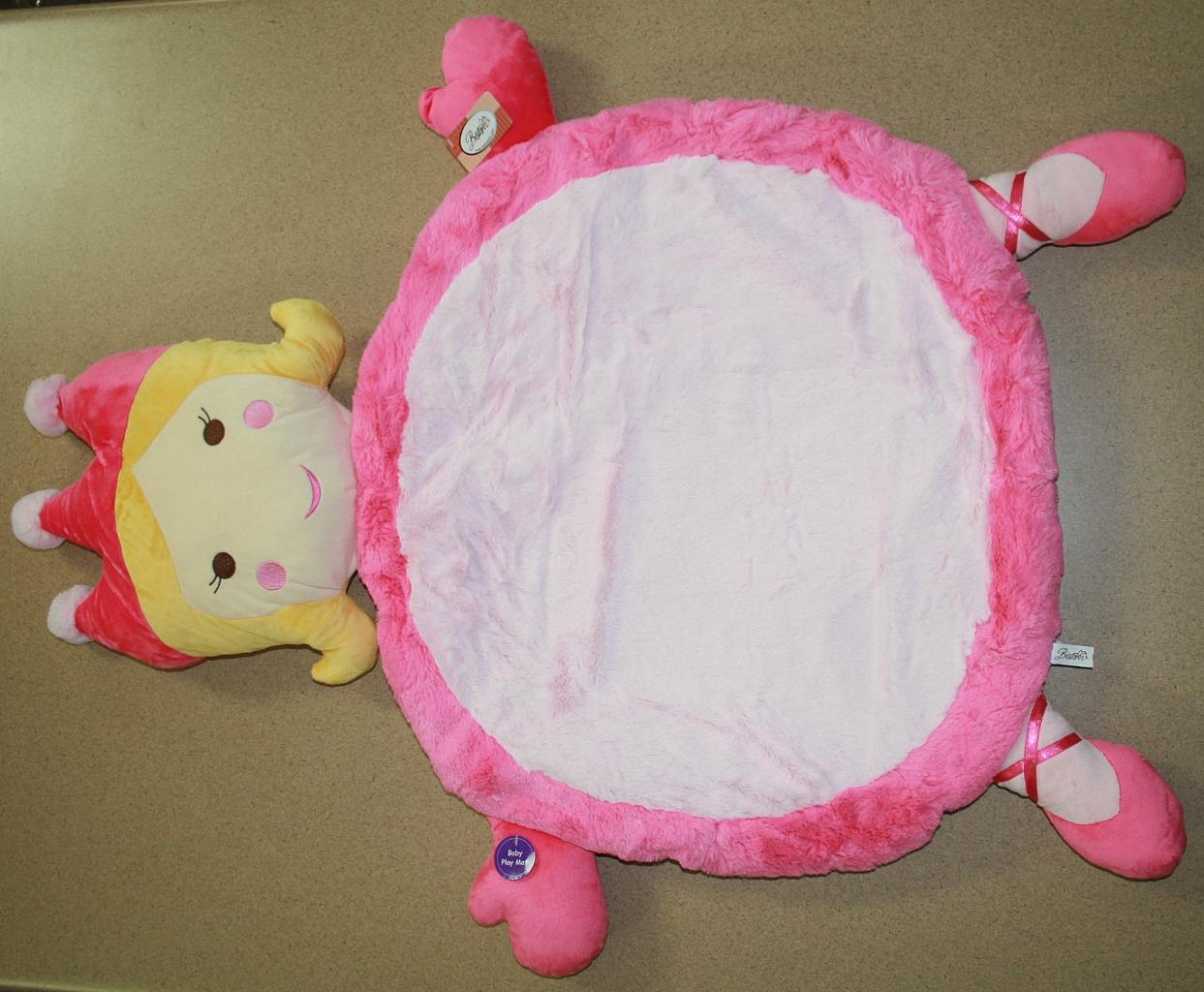 best ever baby infant cuddle buddy plush play mat floor. Black Bedroom Furniture Sets. Home Design Ideas