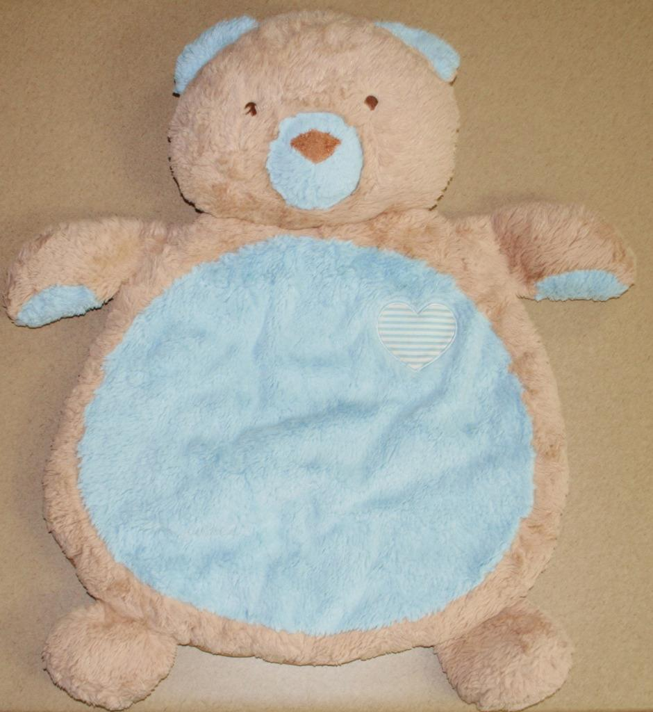 Best Ever Baby Infant Cuddle Buddy Plush Play Mat Floor