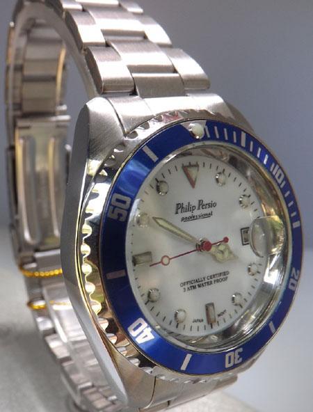 Philip Persio - качественные часы из Китая по