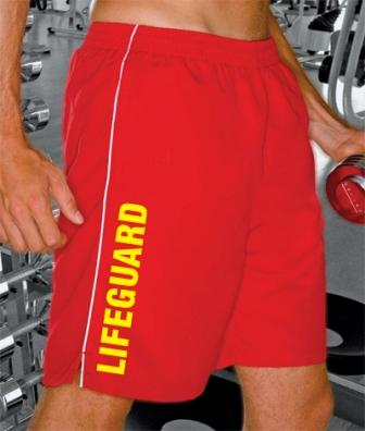 KK980-RED-LIFEGUARD-BOARD-SWIM-SHORTS-S-M-L-XL-XXL