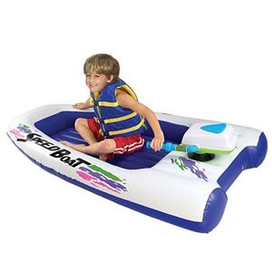 excalibur motorized speed boat ride on pool lake toy ebay