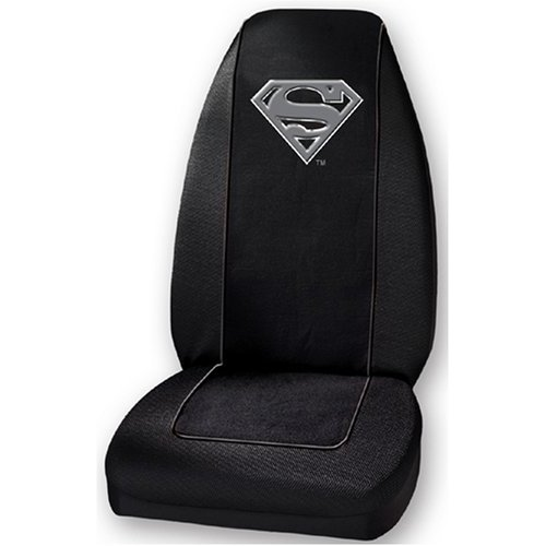 This Is A 3 Pieces Brand New Superman Car Accessories Set Which Will Give Your Cars Interior Complete Makeover Look With SUPERMAN