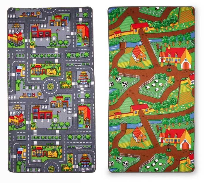 Tappeti grandi per camerette idee per il design della casa - Tappeti per bambini ikea ...