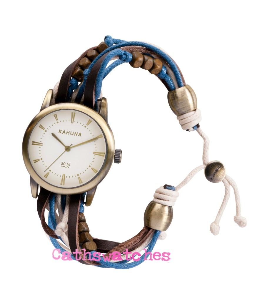 Mens Kahuna Friendship Bracelet Watch
