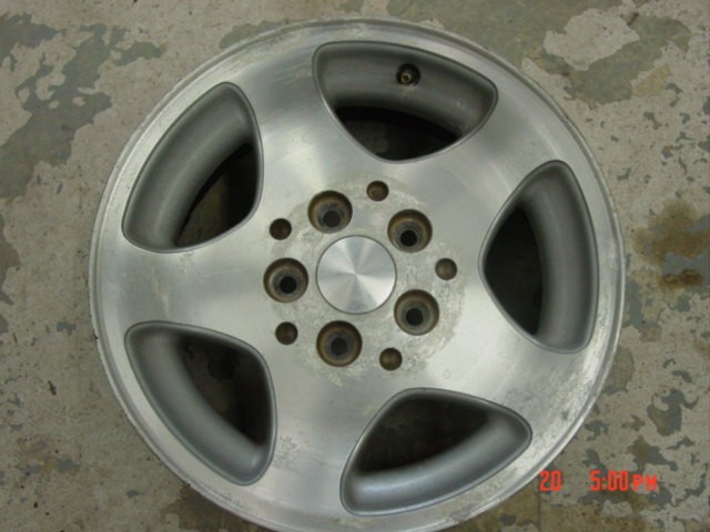 "15"" Jeep Grand Cherokee Wheels Rim Wheel Aluminium"