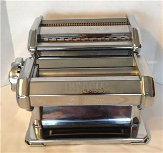 imperia pasta machine sp150 instructions