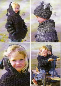 Ivy Hat & Mittens - Straw.com - Straw Into Gold, Crystal Palace