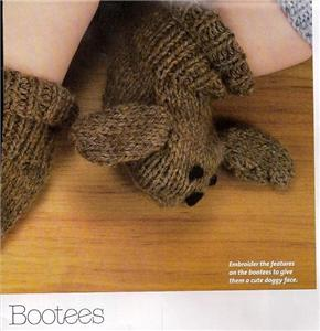Knitting Patterns For Dog Booties : FREE KNITTING PATTERNS FOR DOG BOOTIES - VERY SIMPLE FREE KNITTING PATTERNS