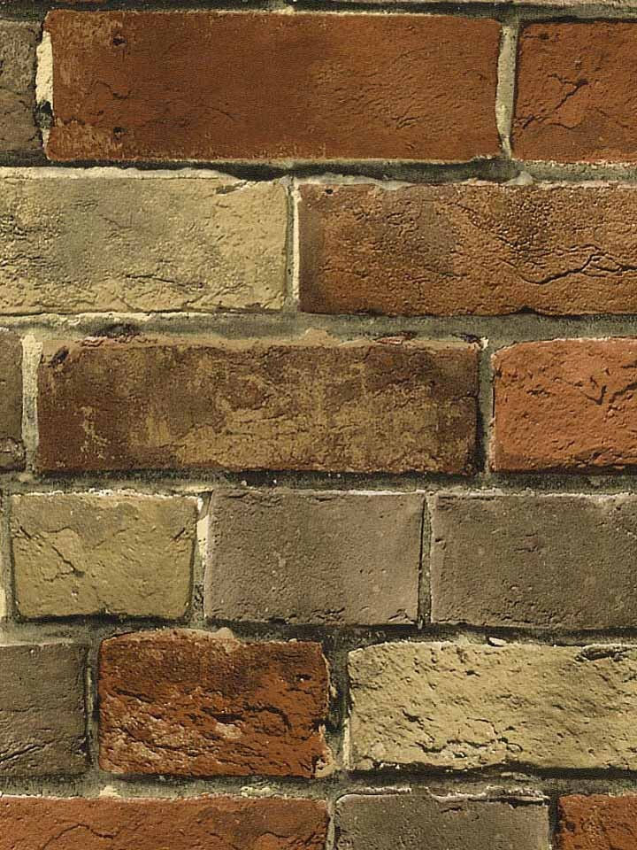 faux brick wallpaper9 - photo #17