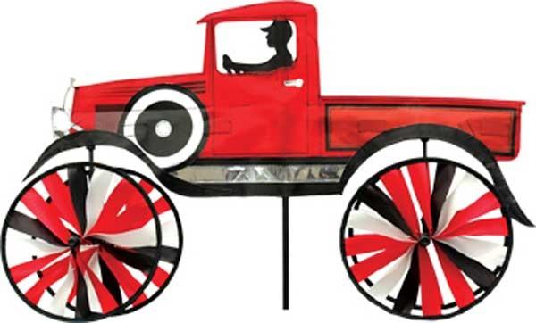 Premier Designs Old Time Truck Wind Spinner Whirligig