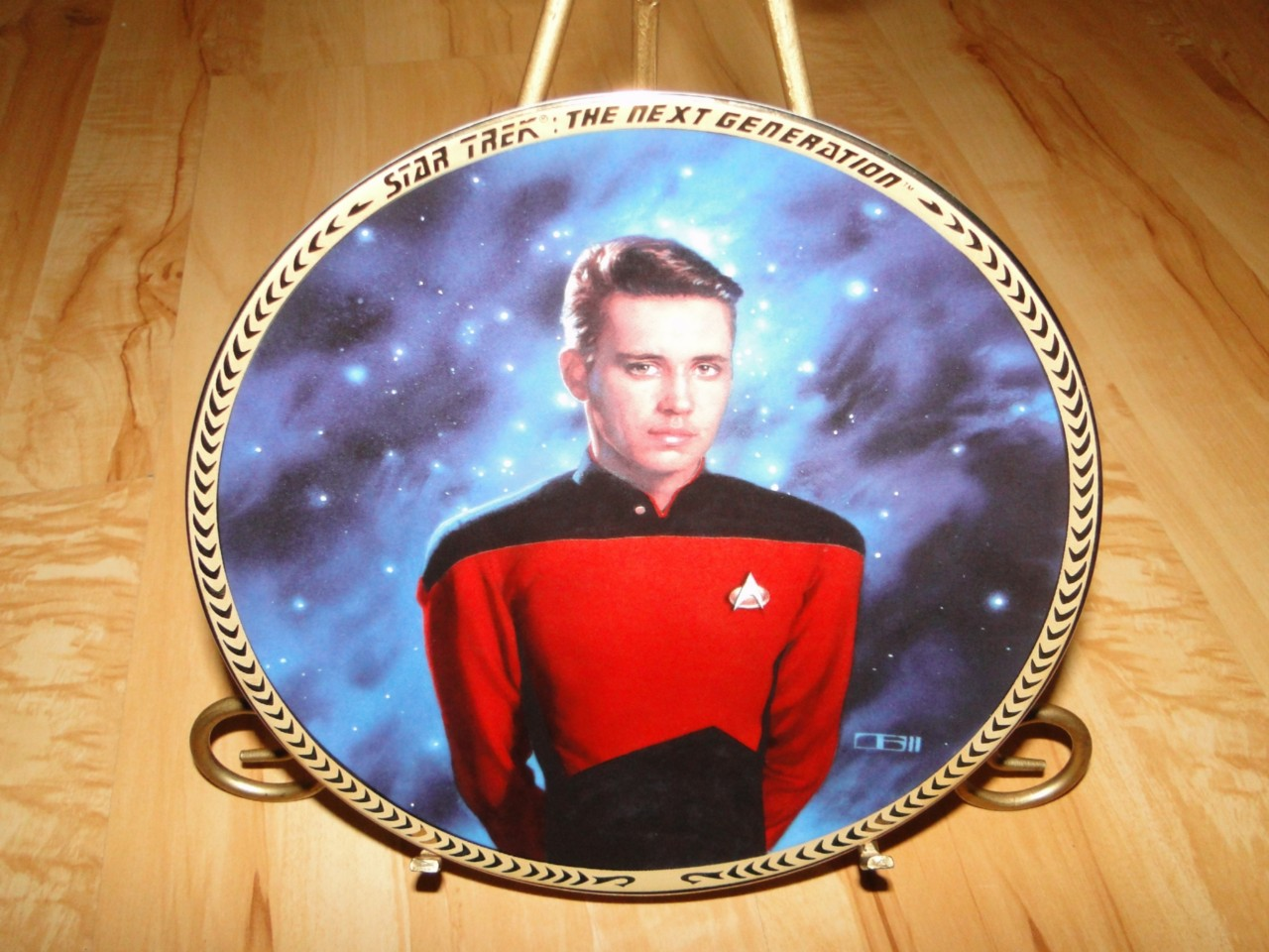 Take Home This Great Collectible Plate Today. Also, Would Make A