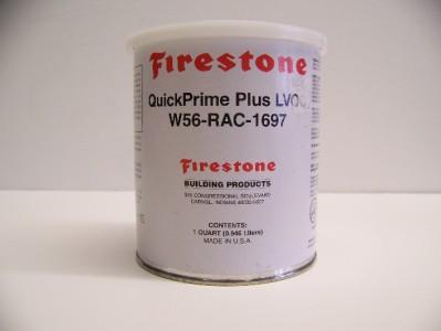 firestone quickprime plus seam primer cleaner 1 qt for. Black Bedroom Furniture Sets. Home Design Ideas