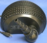 Ocean Mist Turtle Submersible Pond Pump 1200gph Shallow Water Fountain Feature Ebay