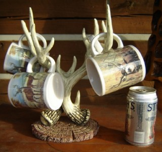 Buck Coffee Mug