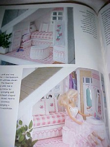 Plastic Canvas Doll House