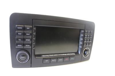 2006 2008 mercedes benz ml320 ml350 radio cd player for Mercedes benz navigation cd