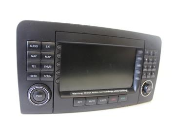 2006 2008 mercedes benz ml320 ml350 radio cd player. Black Bedroom Furniture Sets. Home Design Ideas