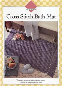 Artecy Cross Stitch. After the Bath Cross Stitch Pattern to print