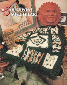 Crochet a Southwest Afghan - Southwest Flair Online Magazine for