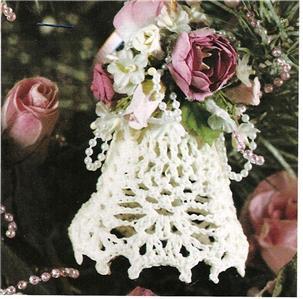 Crochet Pattern Central - Free Wreath Crochet Pattern Link