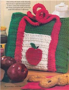 lunch bag pattern on Etsy, a global handmade and vintage marketplace.