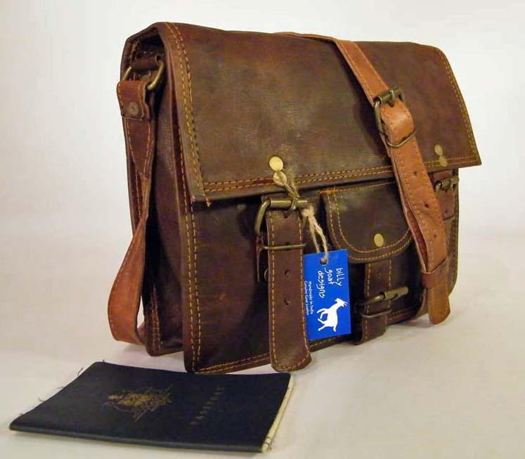 Handmade-Goat-Leather-11-034-Satchel-Messenger-iPad-Bag-SSP-R-Billy-Goat-Designs