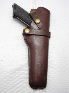 1100-22 Vintage HUNTER Gun Holster COLT Woodsman ...