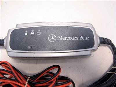 Genuine us3300 oem mercedes benz battery trickle charger for Genuine mercedes benz battery