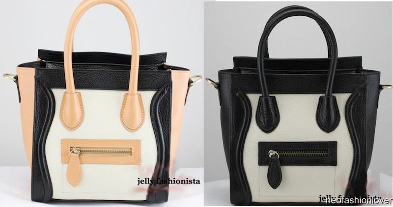 New Genuine Calfskin Leather Gossip Girl Style Smile Shoulder Bag 11