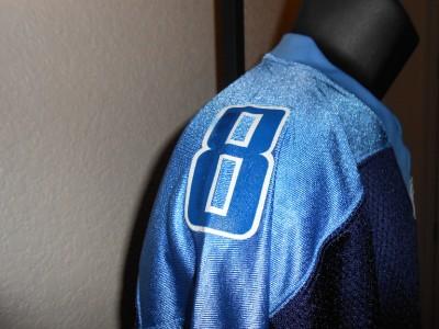 New Irregular Matt Hasselbeck Tennessee Titans Mens XLarge XL Reebok